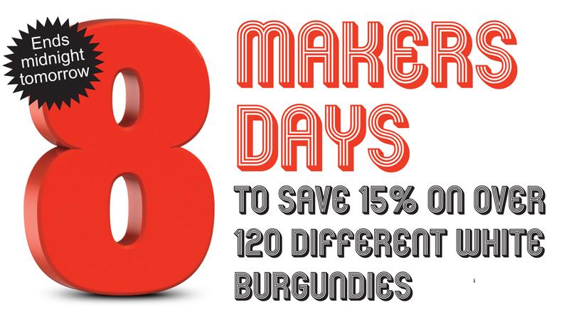 8 Days 8 Makers Ends Header