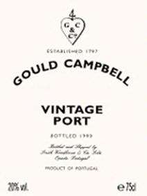 Gould Campbell Label 2