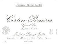 Juillot Corton Perrieres Label