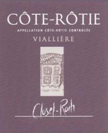 Clusel-Roch Vialliere Label