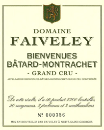 Faiveley Bienvenues Label
