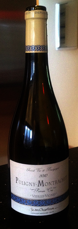 Chartron Puligny VV Bottle