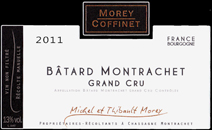 Morey-Coffinet Batard Label 2011 Black