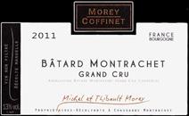 Morey-Coffinet Batard Label 2011 Black