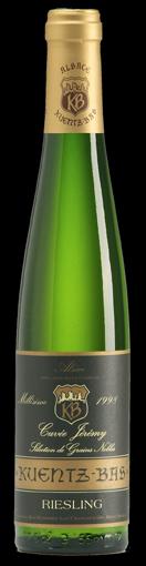 Kuentz-Bas Eiswein Bottle