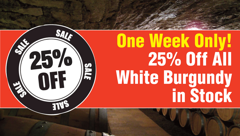 White Burgundy 25%