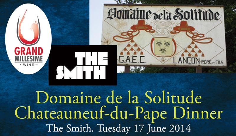 Solitude Dinner Smith