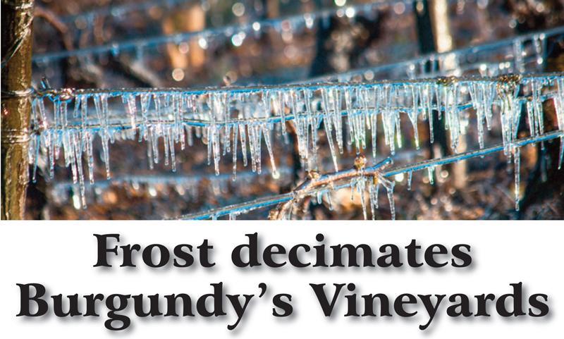 Frost Header