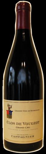 Castagnier Vougeot Bottle 2