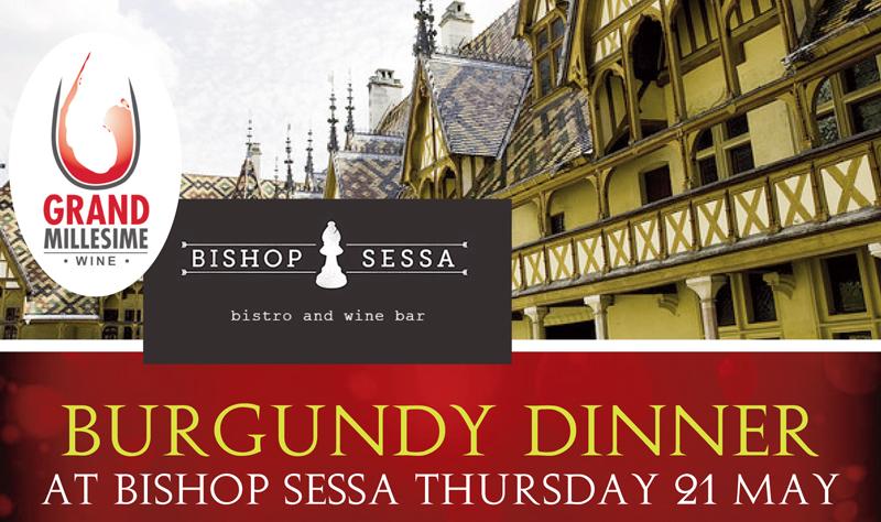 Bishop Sessa May 2015 Dinner