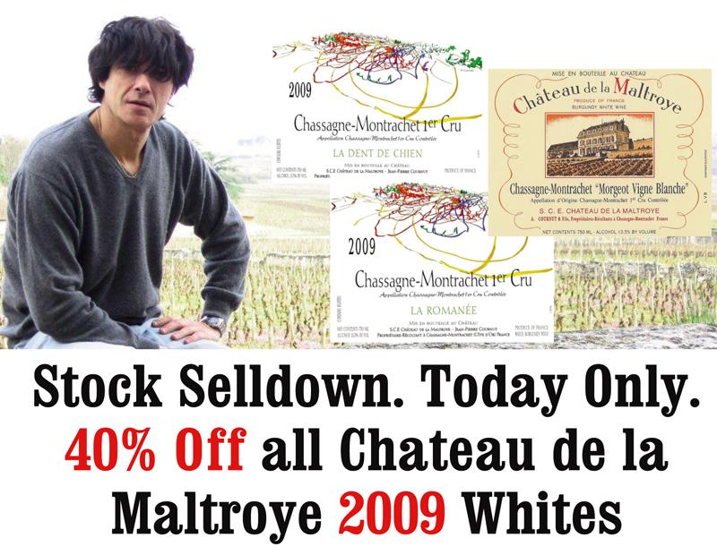 Maltroye 2009 40% Header