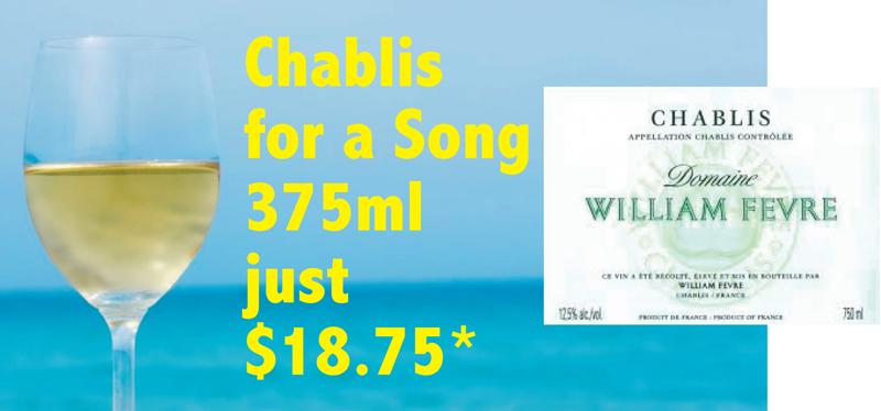 Chablis Song 2