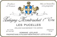 Leflaive Pucelles Label