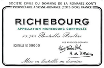 DRC Richebourg Label
