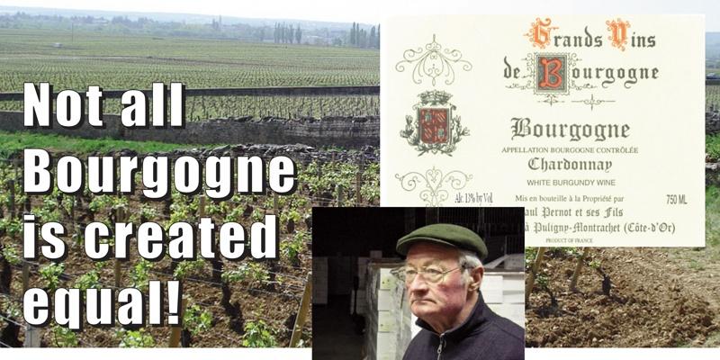 Pernot 2012 Bourgogne Header
