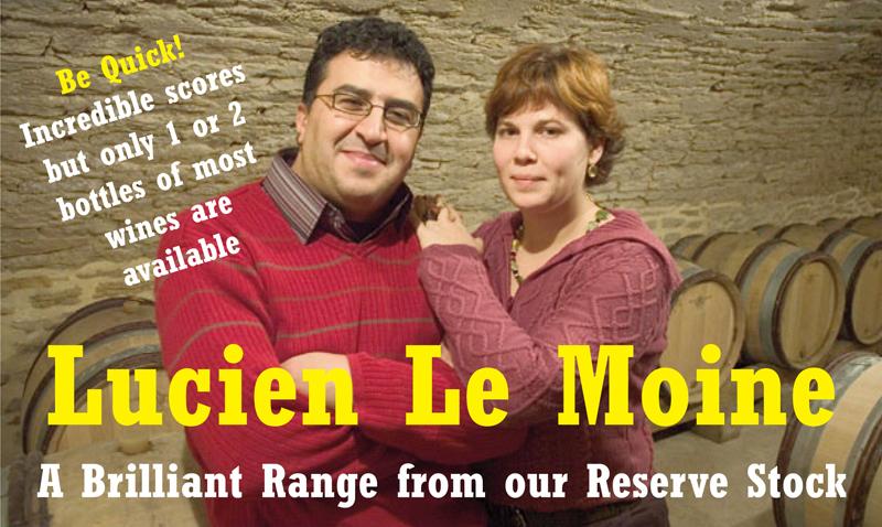 Le Moine Reserve