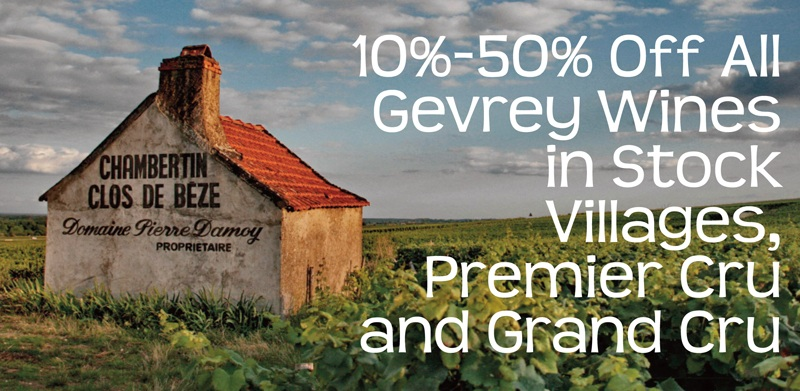 Gevrey Sale Header