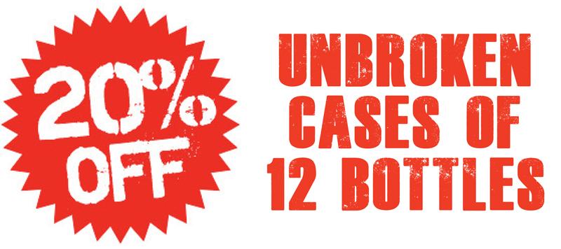 20% Off Unbroken Cases