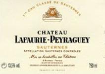Lafaurie-Peyraguey Label