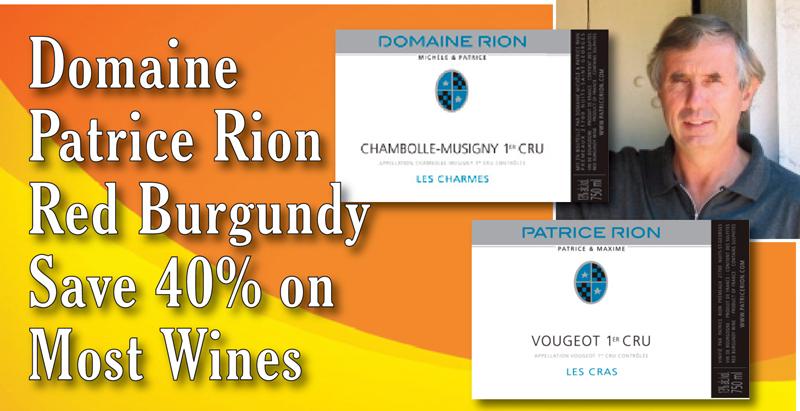 Rion Save 40% Header