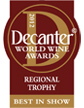 Decanter Trophy Logo
