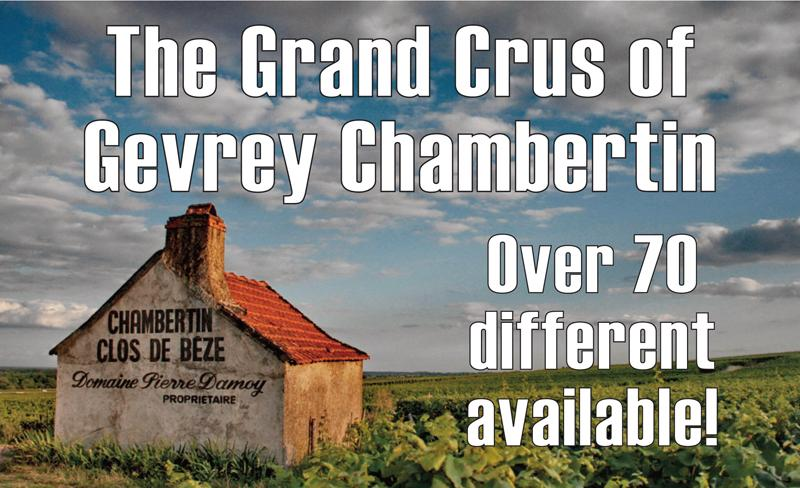 Gevrey Grand Cru Header