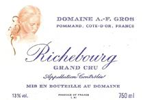 A-F Gros Richebourg Colour