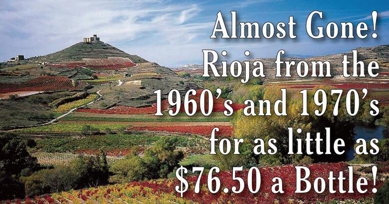 Rioja 1960 1970