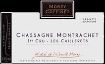 Morey-Coffrinet Caillerets Label