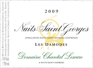 Lescure Damodes Label