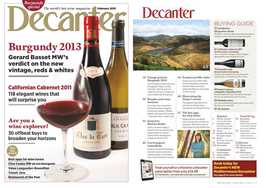 Ravaut Decanter Article
