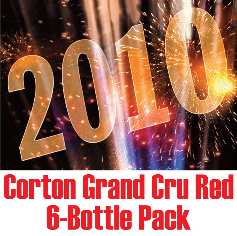 2010 Corton 6-Pack