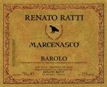 Ratti Marcenasco Label