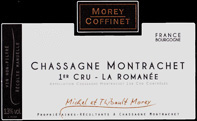 Morey-Coffinet Romanee Label NV
