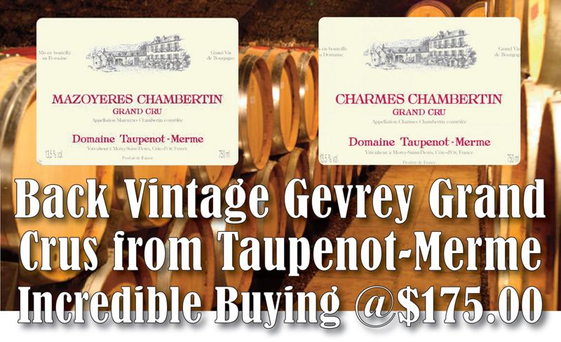 Taupenot-Merme GC Back Vintages Header