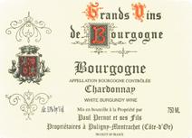 Pernot Bourgogne Label