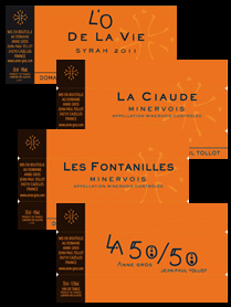 Gros-Tollot 4 Labels