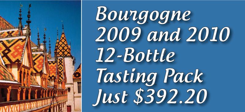 Bourgogne Tasting Pack Header