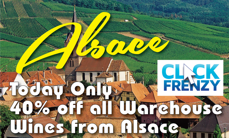 Alsace 40% Off