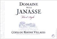 Janasse d'Argile Label