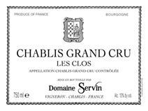 Servin Clos Label