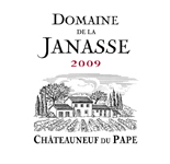 Janasse Chateauneuf Label Small