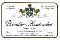 Leflaive Chevalier Label
