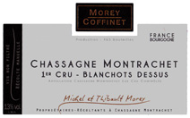 Morey-Coffinet Blanchots label