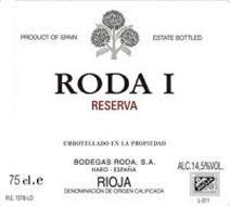 Roda 1 Label