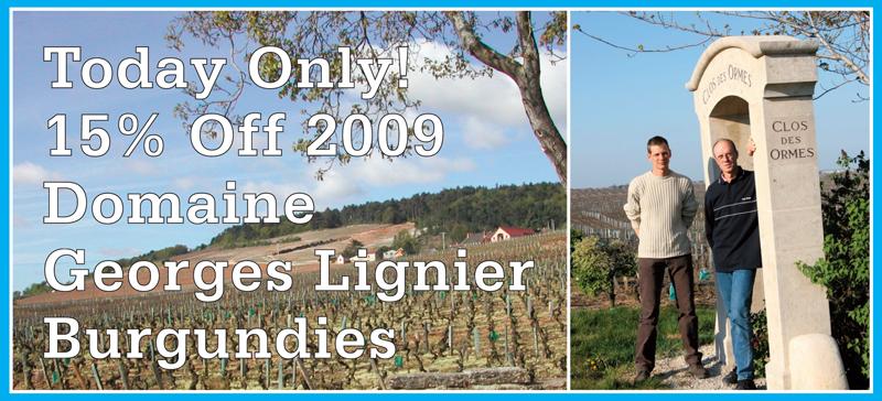 Lignier 2009 15% Header