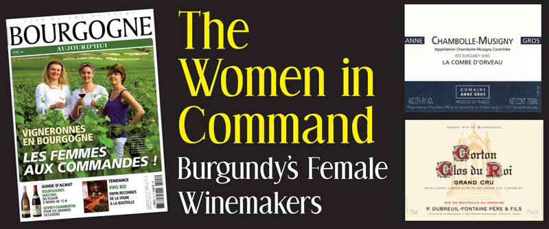 Women in Command Header