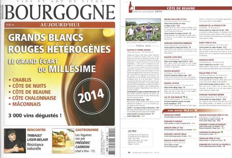 Ravaut 2014 Aujourd Cover