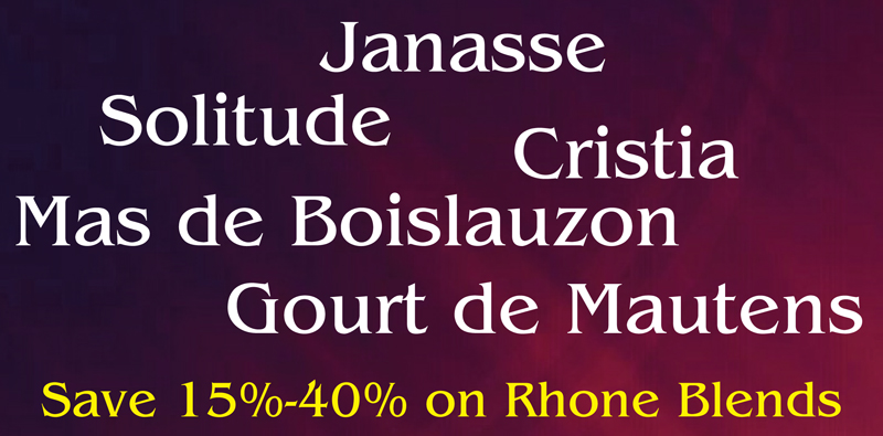 Rhone Blend Header