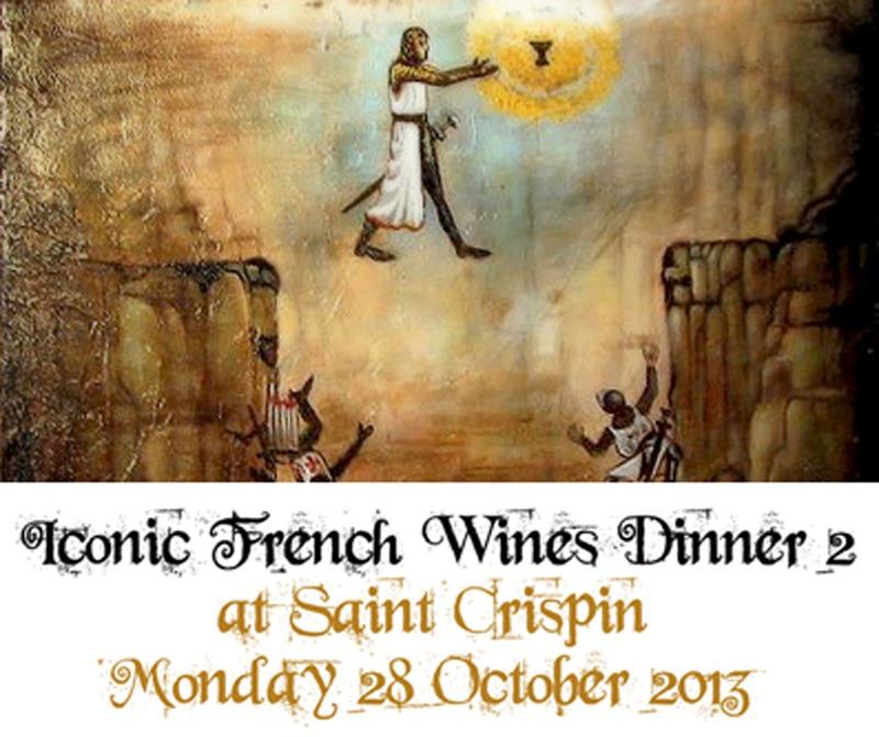 Iconic Wines Dinner 2